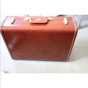 Vintage Samsonite hard case/hard shell suitcase